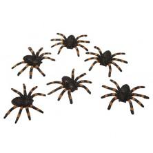 Sada pavouků 6 kusů
