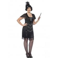 Kostým Flapper