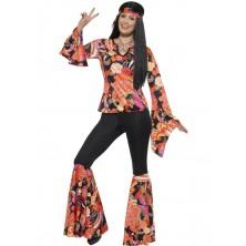 Dámský kostým Hippiesačka I