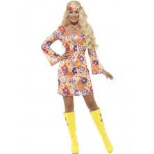 Dámský kostým Hippiesačka