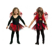 Dětská sada Červený motýlek