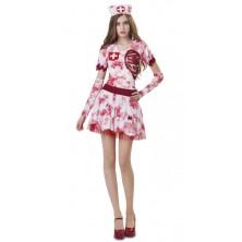 Kostým Zombie sestřička Halloween
