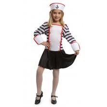 Dívčí kostým Námořnice