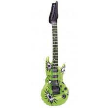 Nafukovací kytara různé barvy