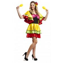 Dámský kostým Tanečnice rumby