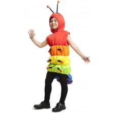 Dětský kostým Červ