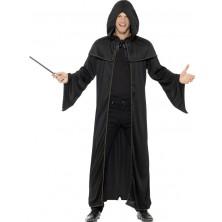 Plášť Čaroděj černý pro dospělé