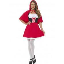 Dámský kostým Červená Karkulka II