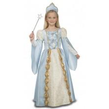Dětský kostým Modrá královna