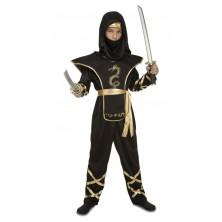 Dětský kostým Černý Ninja I