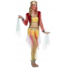 Dámský kostým Arabská tanečnice