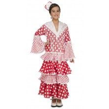 Dětský kostým Tanečnice flamenga