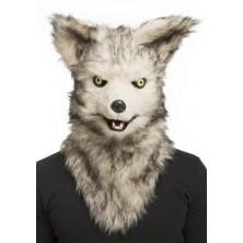 Obličejová maska Vlk