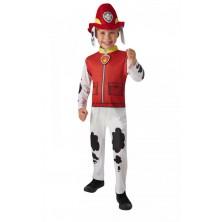 Dětský kostým Marshall Tlapková patrola I