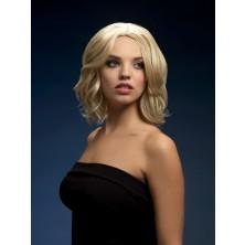 Paruka Olivia tmavá blond
