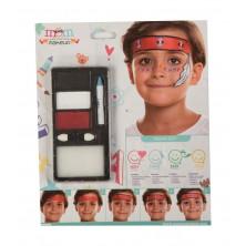 Make up dětská Sada Indián