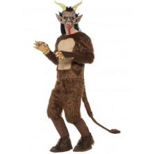 Kostým Chlupatý čert s maskou
