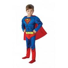 Dětský kostým Superman deluxe I