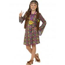 Dětský kostým Hippie