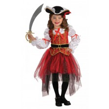 Dětský kostým Pirátka IV