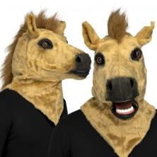 Obličejová maska Kůň