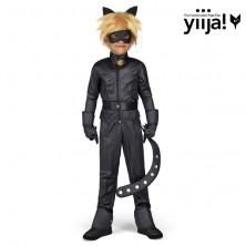 Dětský kostým Černý kocour Kouzelná beruška a I