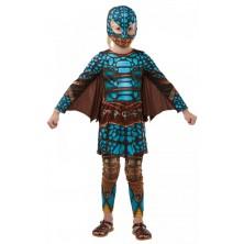 Dětský kostým Astrid bojovnice I