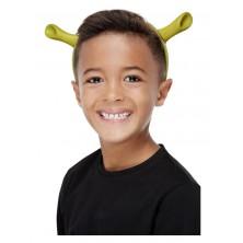 Uši Shrek dětské