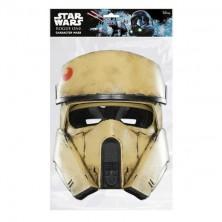 Papírová maska Shoretrooper I