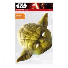 Papírová maska Yoda I