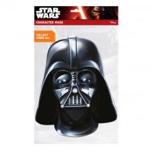 Papírová maska Darth Vader I