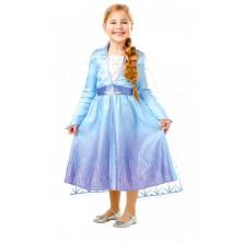 Dětský kostým Elsa Frozen III