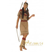 Kostým Indiánka II
