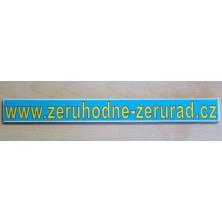 Magnetka www.zeruhodne-zerurad.cz