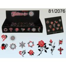 Tetování Dark Love 12 obrázků